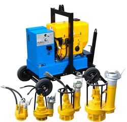 Quax hydraulic drive pumps
