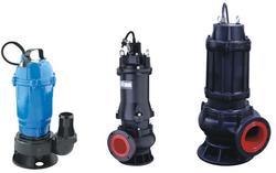 Submersible high pressure sewage pumps