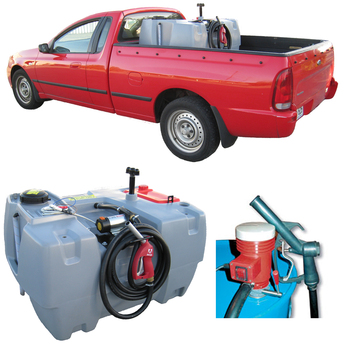 Diesel pump systems