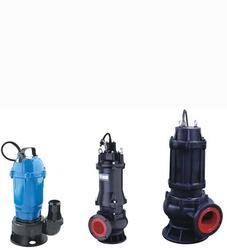 Submersible sewage + trash + grinder pumps