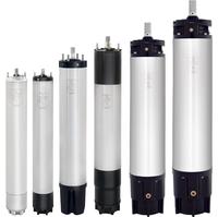 Shakti 4 Inch borehole Pumps and Motors