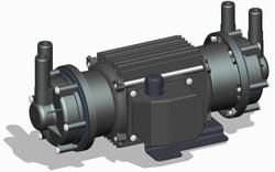 Totton NEMP50-11 series magnetic drive centrifugal pumps