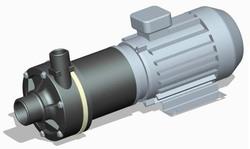 Totton NEMP200-12 series magnetic drive centrifugal pumps