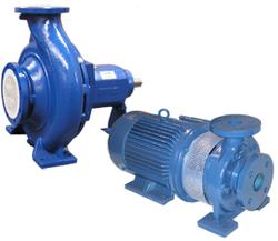 ISO2858 standard 100x80-160