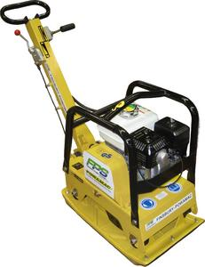 PLATE COMPACTORS - PC series heavy duty-reversible
