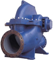 HS series split case centrifugal pumps