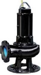 MAN high pressure sewage pumps