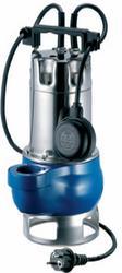 Italian FORAS DC series - sewage vortex pumps