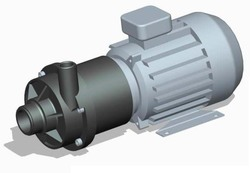 Totton NEMP160-9 series magnetic drive centrifugal pumps