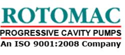 Rotomac pump application sheet