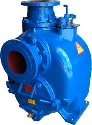 B:   FOT series heavy duty medium pressure sewage + trash pumps