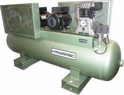 24 to 32 cfm Duplex Air Compressors
