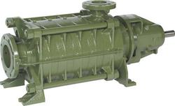 TM80 SERIES MULTISTAGE PUMPS - HORIZONTAL
