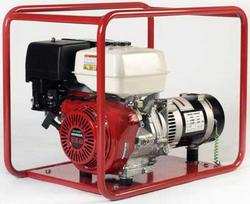 Generators with Honda engines