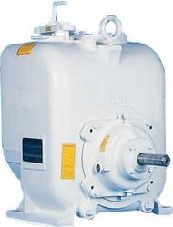 C:   FOH series heavy duty high pressure sewage / trash pumps