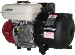 Pacer - Engine driven pumps
