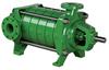 Rovatti horizontal bare shaft multistage pumps