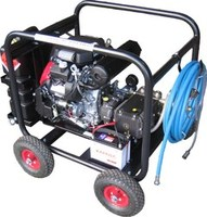 COLD WATER PRESSURE CLEANING PUMPS 4000 to 5000 psi