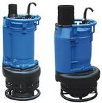 KBS series heavy submersible slurry pumps