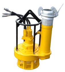 150mm hydraulic drive submersible pumps