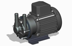 Totton NEMP25-5 series magnetic drive centrifugal pumps