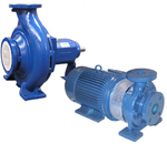 ISO2858 standard 125x100-250