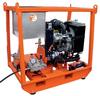 DEN-JET CD50 series water blasters