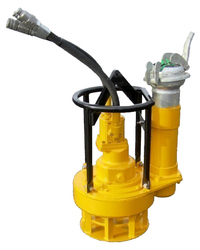 100mm hydraulic drive submersible pumps