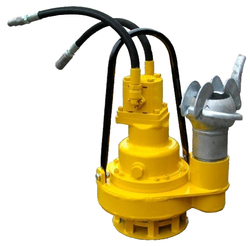 75mm hydraulic drive submersible pumps