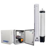 DC Solar borehole pumps